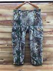 RealTree Mens Camouflage Camo Medium Weight Hunting Pants Mens XL 40-42 x 32