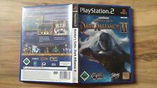 Baldur's Gate: Dark Alliance II (Sony PlayStation 2, 2004, DVD-Box)