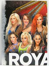 Slam Attax - #374 Royal Rumble Group Picture-Live 2018