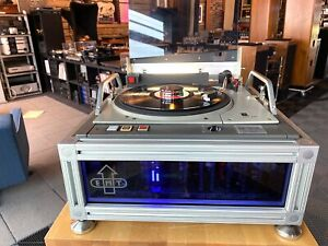 EMT 948 Vintage Studio Turntable from the BBC - One of a Kind Custom Build!