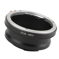 Precision Canon EF Lens to Sony E-Mount NEX3 NEX5 Camera Adapter Ring EOS-NEX