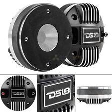 "2 Pack DS18 2"" Phelonic Compression Driver 8 Ohm 450 Watt Max Tweeters PRO-D1F"