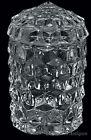 Fostoria American Pickle Jar / Glass Lid - GREAT CLARITY