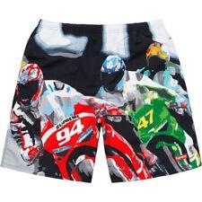 Supreme Racing Water Shorts | Multicolor | Medium | SS20 | BRAND NEW