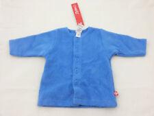 Boys ZUTANO boutique shirt NB 0 3 6 months NEW long button up tools blue pima