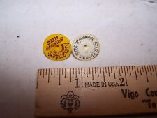 Golf Ball Markers - Sporting Goods - Alexander's Danville IL - STAR Hollywood CA
