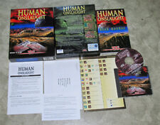 HUMAN ONSLAUGHT CD-ROM  BY SSI IN INGLESE PER PC