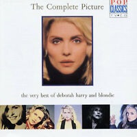 DEBORAH HARRY/BLONDIE - COMPLETE PICTURE (VERY BEST OF) NEW CD