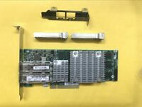 HP NC522SFP Dual Port 8lane PCI-e 10GbE  468349-001 Server Adapter With 2 Transc
