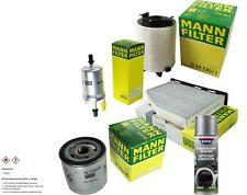 MANN-FILTER Paket + Presto Klima-Reiniger für VW Beetle Cabriolet 5C7 Jetta IV