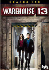 Warehouse 13: Season 1 (DVD, 2016, 3-Disc Set)