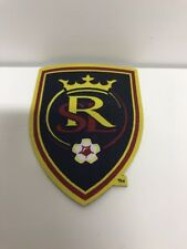Real Salt Lake Team Crest Pro-Weave Jersey MLS Futball Patch