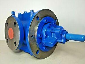 ALLWEILER SNF 120 ER 46 U4W3 Triple Screw Pump