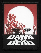 DAWN OF THE DEAD Cult Classic Horror Film Monster Movie Collector Patch
