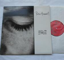 PETER HAMMILL And close as this NM- CANADA ORIG 1986 1st Press VIRGIN LP Vinyl