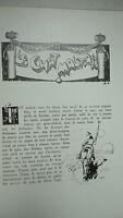 KIPLING (Rudyard) Contes.  illustré par Duluermoz
