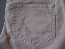 DIESEL MATIC 8EM WOMENS SKINNY SLIM FIT PINK JEANS SIZE 26 NEW MADE IN ITALY