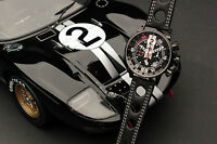 BRM V12 by Exoto | Shelby GT40 Mk II Le Mans Racing Chronograph | Sports Watch