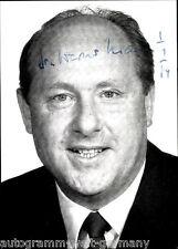 Dr. Werner Marx CDU TOP AK 90er Jahre Original Signiert +8175