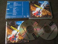 GAMMA RAY , RAGE, HELICON / power of metal/ JAPAN LTD 2CD