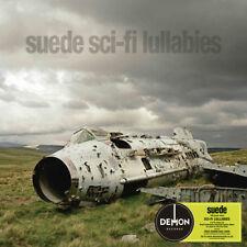 """Suede : Sci-fi Lullabies Vinyl 12"""" Album 3 discs (2014) ***NEW***"""
