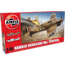 Airfix A05129 Hawker Hurricane Mk.I Tropical Military Plane Model Kit Scale 1:48