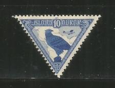 ICELAND – 1930 – AIRMAIL – GYRFALCON TRIANGLE ISSUE - Scott #C3 – MINT