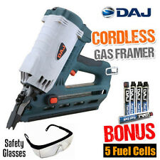 Easter Special Gas Framing Nail Gun FREEMAN Cordless Paslode Compatible NAILER