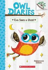 Eva Sees a Ghost: A Branches Book Owl Diaries #2 Reading Educational K-2 Fluency
