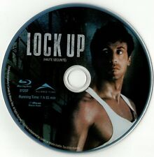 Lock Up (Blu-ray disc) Sylvester Stallone, Donald Suthertland