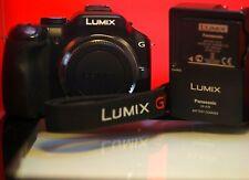 Panasonic LUMIX DMC-G5KBODY 16.0MP Digital Camera - Black (Body Only) (DMC-G5)