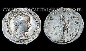 Antoninien Gordien III° (238-244 Ap. J.C.) Rome. Aequitas. Argent