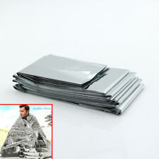 Camping waterproof mylar survival rescue blanket foil thermal heat 160*210cm SA