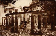 CPA Expo des Arts Deco NICE Jardin du Pavillon (375118)