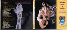 Elvis Presley CD Another Night In Tahoe - Live 1976