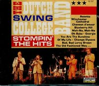 Dutch Swing College Band - Stompin the Hits - Dutch Swing College Band CD 25VG