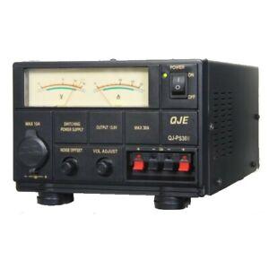 SHARMAN SM 30II 35 AMP SWITCH MODE DC POWER SUPPLY PSU CB HAM RADIO