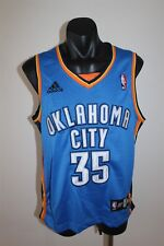 OKLAHOMA CITY BASKETBALL JERSEY SINGLET No 35 DURANT ADIDAS MEN'S SIZE SMALL