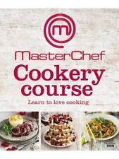 *NEW* MasterChef Cookery Course by DK (Hardback)
