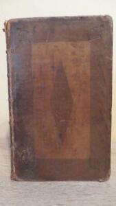 "1737 ""OFFICIO HOMINIS & CIVIS"" by PUFENDORF - CLASSIC TEXT - NICE COPY"