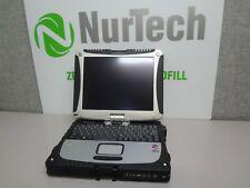 Panasonic Toughbook CF-18 Intel Pentium M 900MHz 1.256MB Ram NO HDD Laptop NO AC