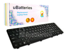 Laptop Keyboard HP Pavilion DV6-7000 DV6T-7000 DV6Z-7000 - Black, with frame