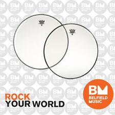 "Remo BR-1320-00 Drum Head Skin 20 inch Clear Ambassador Skin 20"" -Belfield Music"