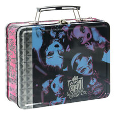 Monster High To Ghoul for School Ghoulicous Make Up lunch box
