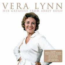 VERA LYNN HER GREATEST FROM ABBEY ROAD CD - NEW RELEASE MARCH 2017