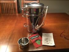 Mehu-Liisa Stainless Steel Steam Juicer 11L