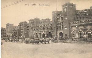 CALCUTTA - Howrah Station - India