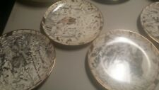 "Bradford Exchange Diana Casey Silent Journey Plate 8"" set of 8 dab"