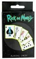 Rick and Morty - Playing Cards-IKO1333