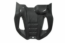 Ducati Hypermotard 821 SP Lower Engine Belly Pan Guard Panel Cover Carbon Fiber